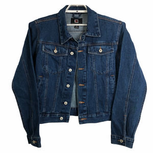 Caesars Collection Small Trucker Blue Jean Jacket